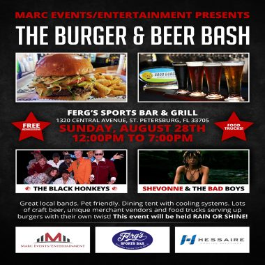 The Burger & Beer Bash