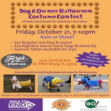 Dog & Owner Costume Contest
