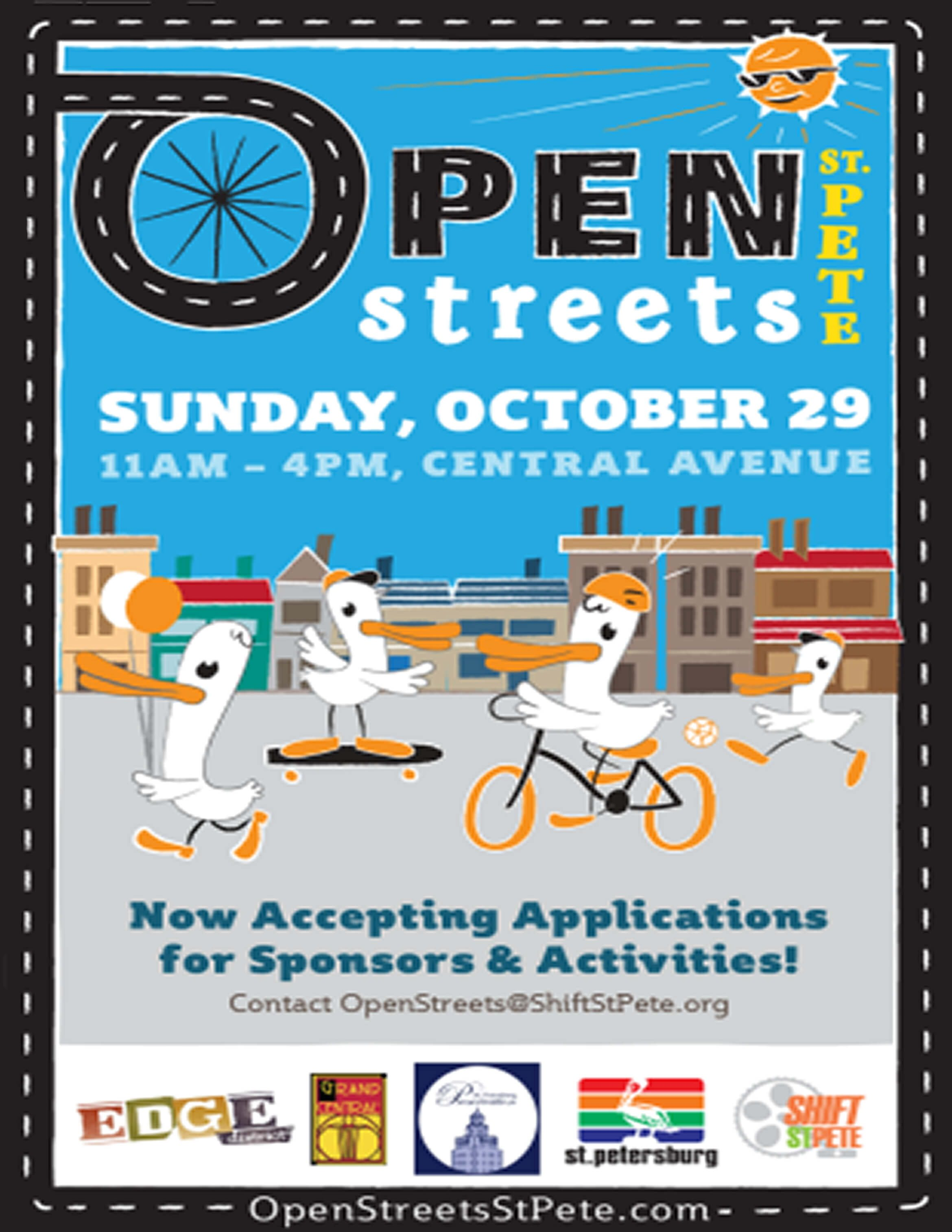 Open Streets St. Pete