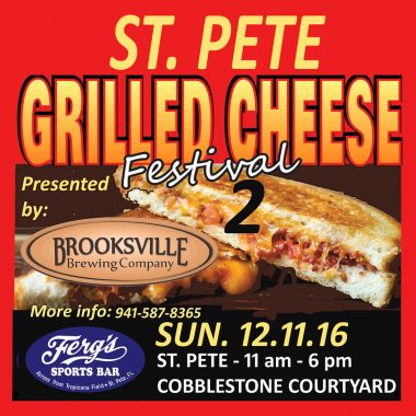 St. Pete Grilled Cheese Festival 2