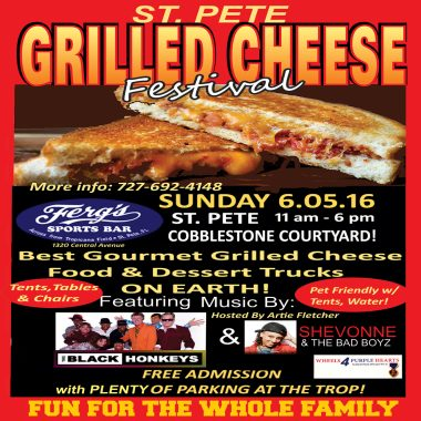 St. Pete Grilled Cheese Festival
