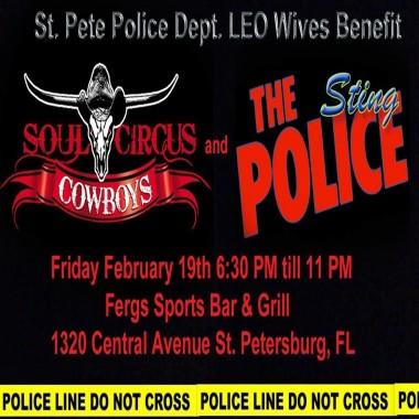 St. Pete LEO Wives Benefit