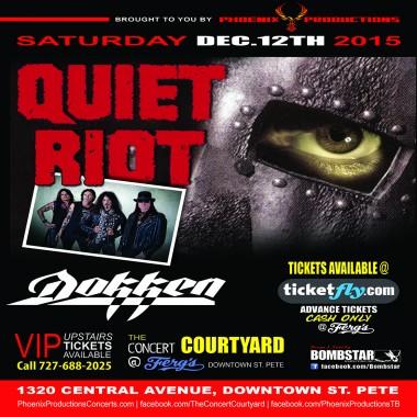 Quiet Riot, Dokken