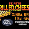 Another Grilled Cheese Fest Heads For The Other Side of the Bay