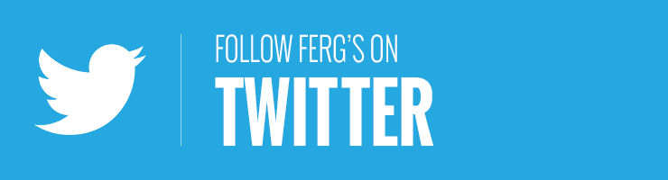 Follow Ferg's on Twitter