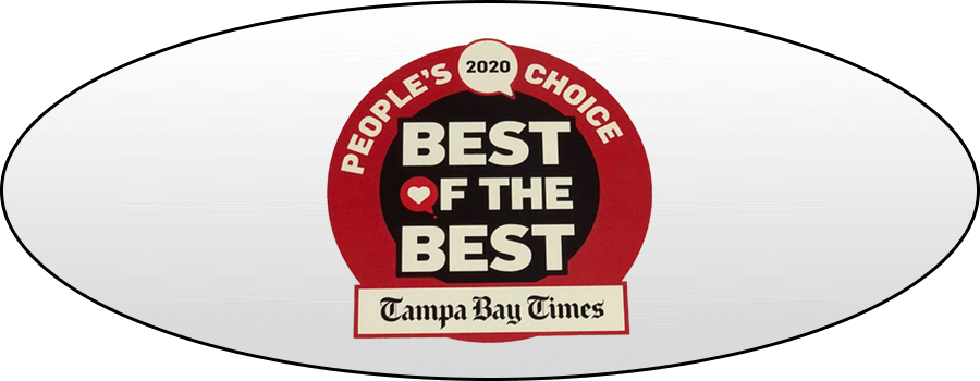 Tampa Bay Times Best of the Best 2020