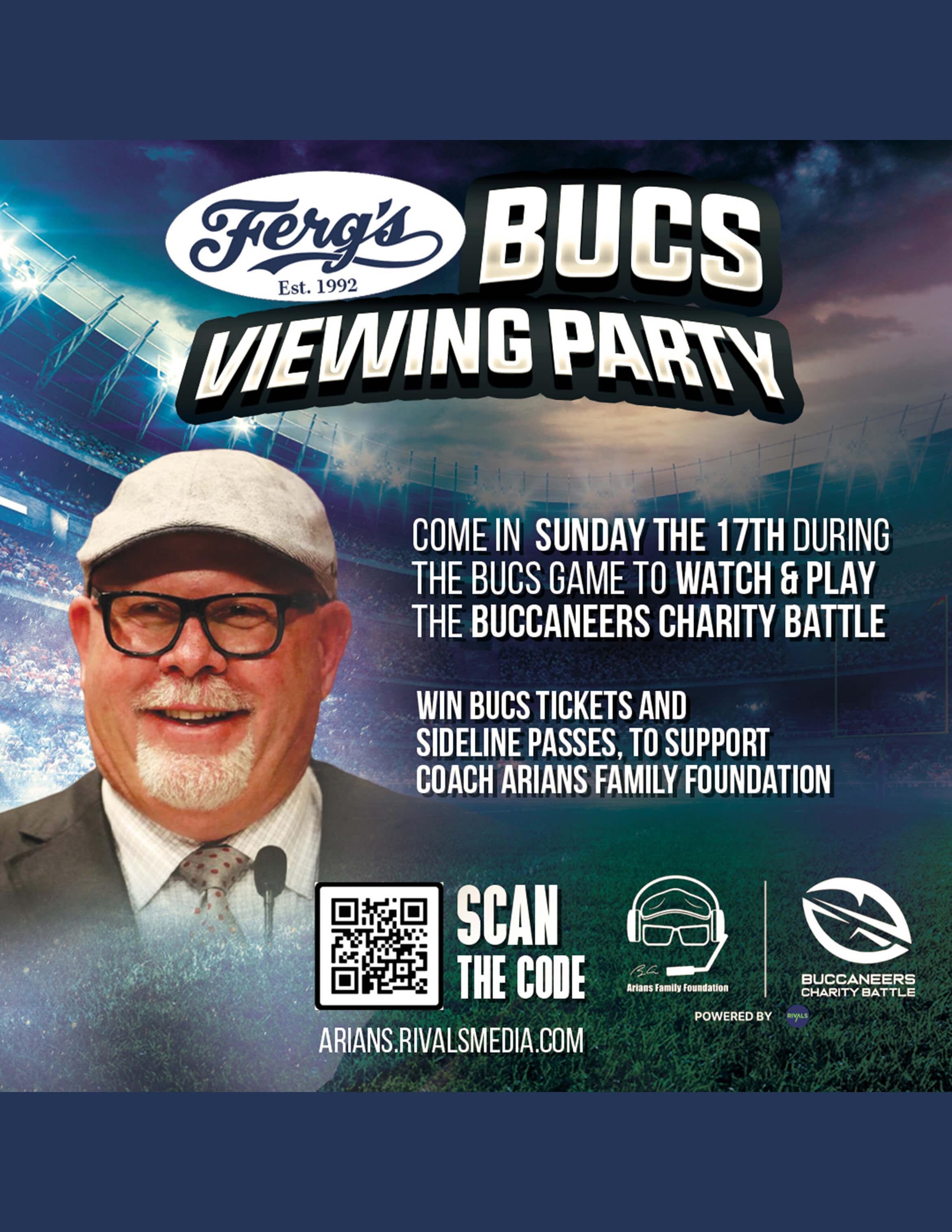 Bucs View Party 1/17/2021