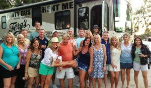Ferg's Party Bus