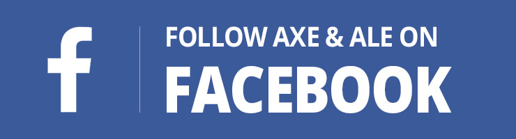 Follow Axe & Ale on Facebook