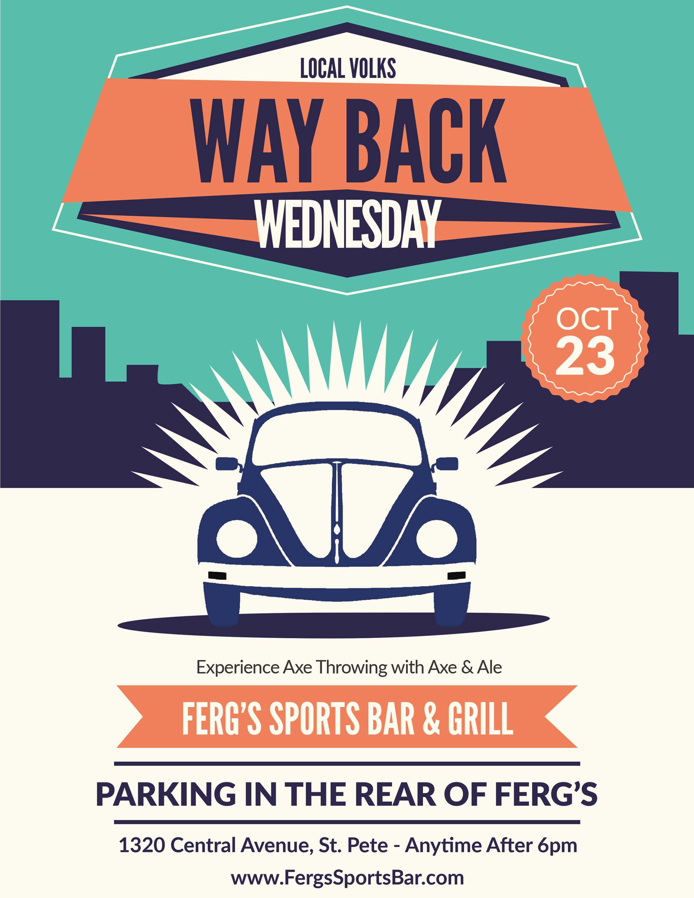 Ferg's WayBack Wednesday